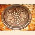 "Decorative plate ""Grapevine"""
