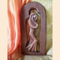 "Small decorative panel ""Madonna"""