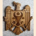 "Decorative panel ""Coat of arms of Moldova"""
